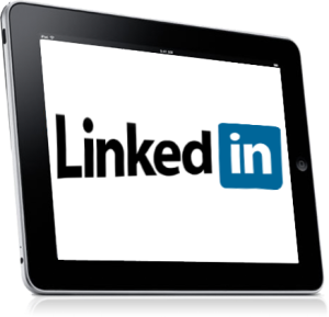 linkedin-ipad-application